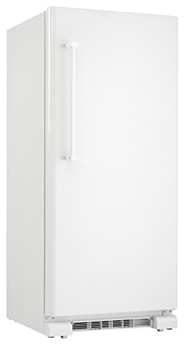 Danby Designer 16.7-Cu. Ft. Upright Freezer with Automatic Defrost in White