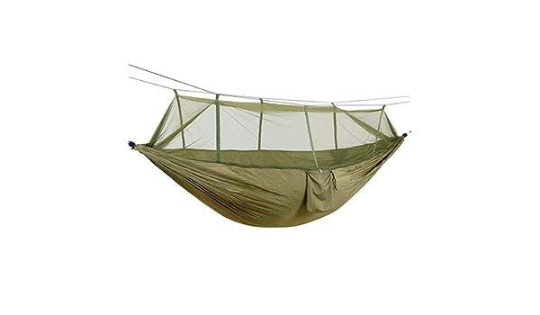 Amazon.com : Swing Chair - Camping Parachute Fabric Net ...
