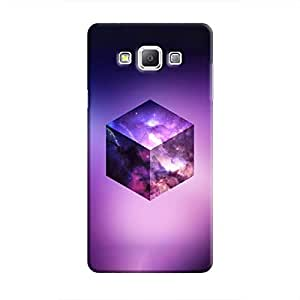 Cover It Up - Cubiverse Galaxy A7 Hard Case