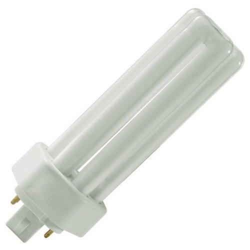 - PLT 42 WATT PLUG IN COMPACT FLUORESCENT LAMP 4100K PLT42W/41K/GX24q-4/4 Pin - SUPRA LIFE
