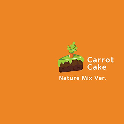 (Carrot Cake (Nature Mix Ver.) )