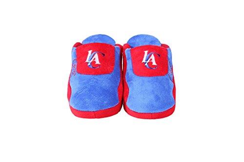 Happy Feet Og Behagelige Føtter Menns Og Kvinners Offisielt Lisensierte Nba  Lave Pro Tøfler Los Angeles ...