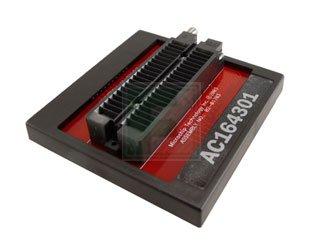 MICROCHIP TECHNOLOGY AC164301 Socket Module for MPLAB PM3 (18L/28L/40L DIP) - 1 item(s) by MICROCHIP TECHNOLOGY