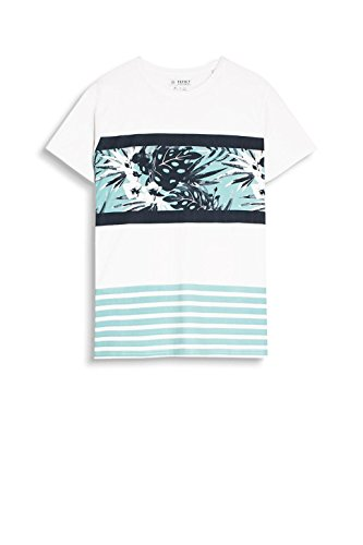 white Esprit Blanc T shirt 2 Homme xq4IqY