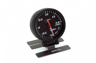 Apexi Boost Meter - APEXi 403-A954-0 E.L. II System Boost Meter