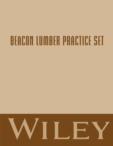 Beacon Lumber Practice Set