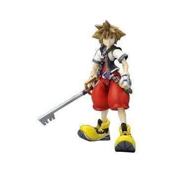 Kingdom Hearts Sora Action Figure