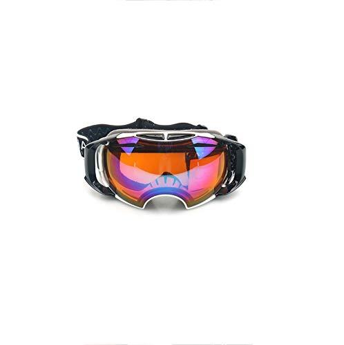 Choix C Neige Protection Hommes Distant Meilleur air Femmes Mouvement Brouillard Plein Defect miroirs Les Ski Mode Miroir Lunettes Double FS8qUTUw