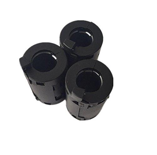 400ea slplit clamp filter ferrite ID0.43'' UF110 SCRC110 2132-1130 for diameter 0.39''-0.43'' cables by Hondark (Image #1)