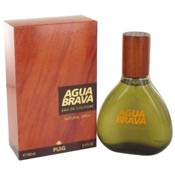 Agua Brava By Antonio Puig Eau De Cologne (EDC) Spray 3.4 Oz For Men
