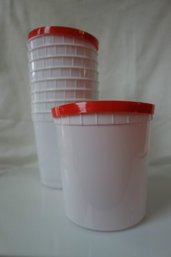 64 oz plastic container - 5