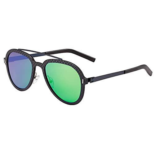 サングラス 偏光 サングラススポーツサングラス UV400保護 AL-MG合金 超軽量 運転/自転車/釣り/野球/スキー/ランニング/ゴルフ用