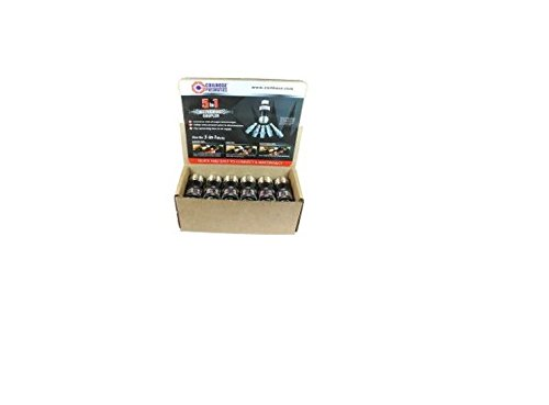 Coilhose Pneumatics 150USE-D12 5-in-1 Automatic Safety Exhaust Coupler Display, (12 Pack) from Coilhose Pneumatics
