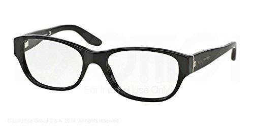 79ff877a6647 Ralph Lauren Eyeglasses RL6126B 5001 Black 55 18 140