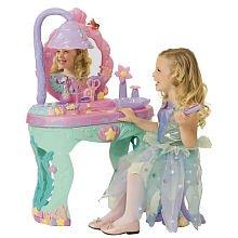 Disney Princess Ariel Little Mermaid Magical Talking Salon & (Disneys Magical Mirror)