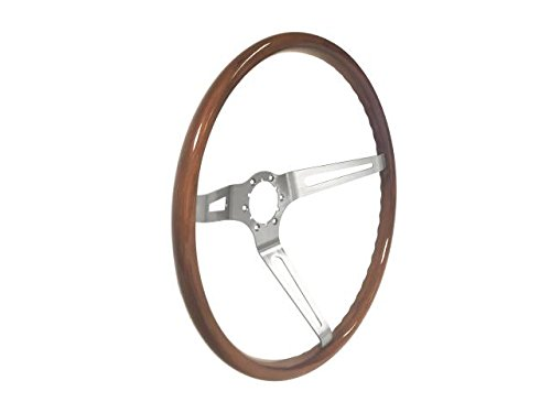 4 spoke wood grain steering wheel - 8