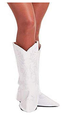 Dallas Cowboy Adult Boot Tops Costume Accessory