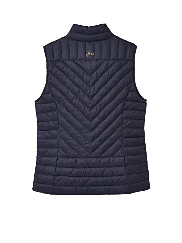 Warm Joules Gilet Padded Warmer Marine Brindley Womens Body Quilted Navy OrAqSErpw