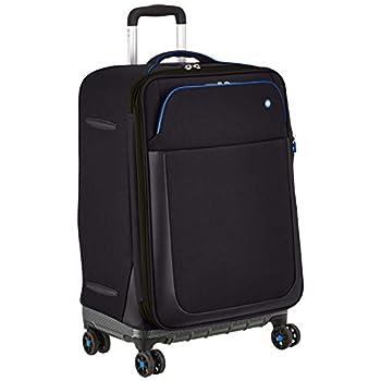 Image of ABISTAB Verage Ark 69/24 Hand Luggage, 69 cm, 90 liters, Black (Schwarz)