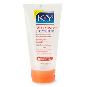 Warming jelly personal lubricant review