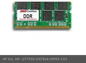 DX761A Presario R3363EA 256MB DMS Certified Memory 200 Pin DDR PC2700 333MHz 32x64 CL 2.5 SODIMM DMS DMS Data Memory Systems Replacement for HP Inc