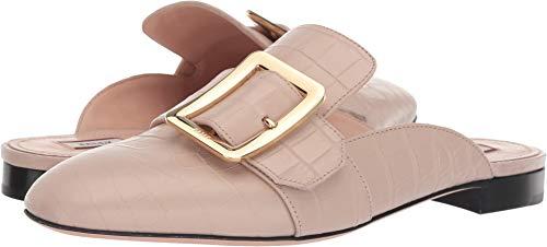 BALLY Women's Janesse Flat Skin 7 B US - Bally Womens Shoes