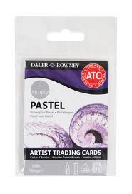 Pastel Artist Trading Cards - 12 Count by Atc