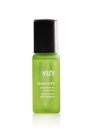 YUNI Zenicure Facial Oil, Smooth, Firm and Brighten Skin .5 Fl Oz