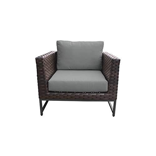 Amazon.com: TK Classics Barcelona - Juego de muebles de ...