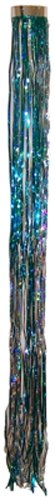 in-the-breeze-teal-holographic-mylar-windsock-hanging-decoration-decorative-and-humane-bird-and-pest