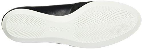 ECCO Touch 2.0, Ballerine Donna Schwarz (53960black/Black)