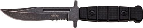MASTER USA MU-1125DB Fixed Blade Knife, 9.5 Overall
