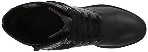 Copley Lthr Lace Nero Up Rockport Donna Shoes Wp 5qP00n