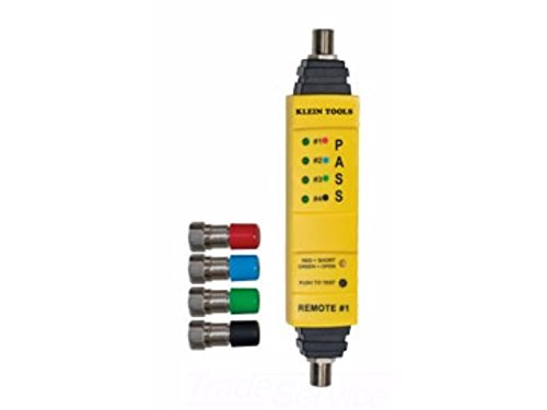 Klein Tools VDV512-058 Coax Explorer Plus Tester