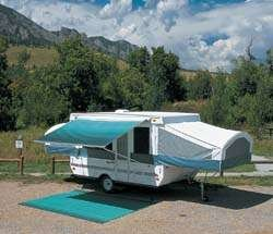 Carefree 981015200 Sierra Brown 2.5m Camp Out Awning