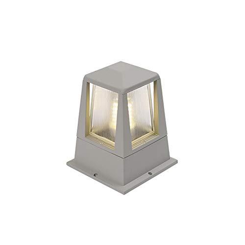 Low Voltage Garden Pedestal Lights in US - 9