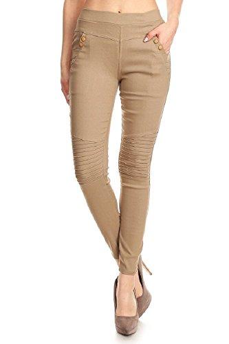 Moto Pants Womens - 2
