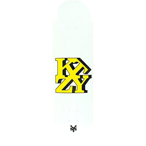 Zoo York Skate Decks (Zoo York Love Kt Deck -8.0 Assembled as COMPLETE Skateboard)