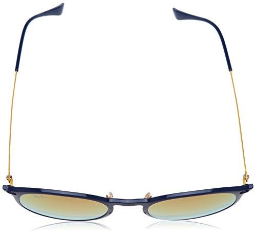 Greeng 4224 Sonnenbrille Ray Bleu Ray RB Round Bluette Ban Light Brownnk ZwxqYzx