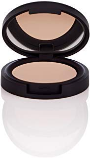 NU EVOLUTION Camouflage Cream - 100% Natural / 88% Certified Organic-No Parabens, Talc - Vegan FLAWLESS]()