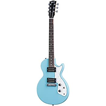 Gibson USA 2017 M2 Solid Body Electric Guitar, Teal, with Gig Bag (Amazon Exclusive)