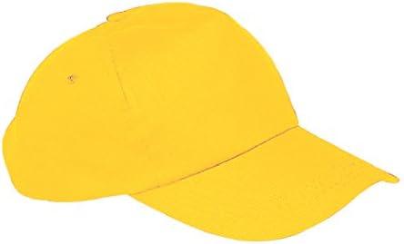 Gorra de béisbol para niño/a, talla unisex multicolor amarillo ...