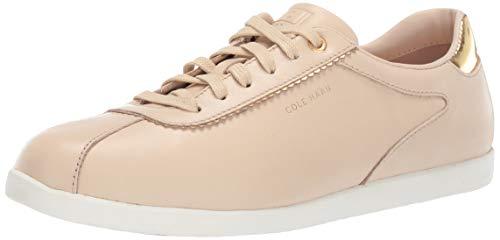 Cole Haan Women's Grandpro Turf Sneaker, Brazilian Sand Leather, 9 B US ()