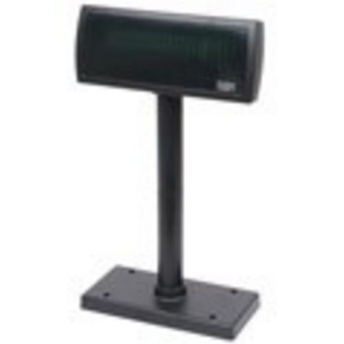 POS-X XP8200U S XP8200U S 414 Customer pole display, USB XP8200U XP8200 POLE DISPLAY, USB CABLE BLACK UNIVERSAL+OPOS