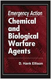 Book Emergency Action for Chemical and Biological Warfare Agents,pb,2000