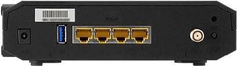 Cisco Model DPC3825 8x4 DOCSIS 3 0 Wireless Residential Gateway