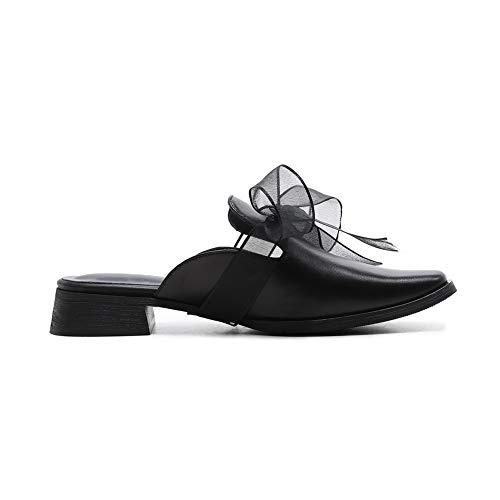 BalaMasa EU Sandales Noir 5 Femme 36 Compensées ASL05608 Noir r6qR1r