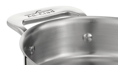 All clad stainless steel inch oval shaped baker