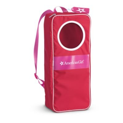 American Girl Berry Backpack Doll Carrier for Girls - Truly Me 2015 (American Carrier Doll Girl Pet)