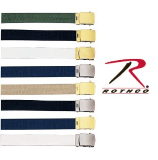 Web Belt Available In 4 Colors Black, One Size Fits All - Belts Web Clothing Accessories